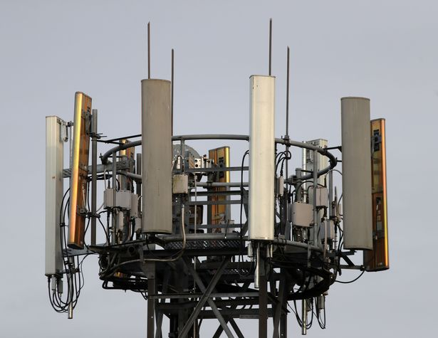 Questions raised over 5G links to cancer as mobile network is tested in Bristol