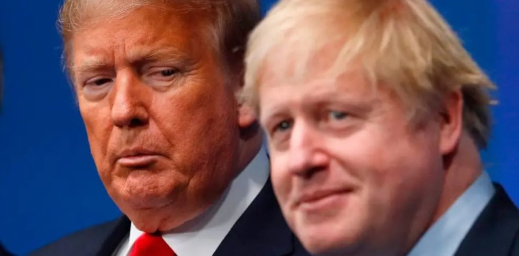 Boris Johnson defies Trump and gives Huawei the green light to develop Britain's 5G network, Smombie Gate | 5G | EMF
