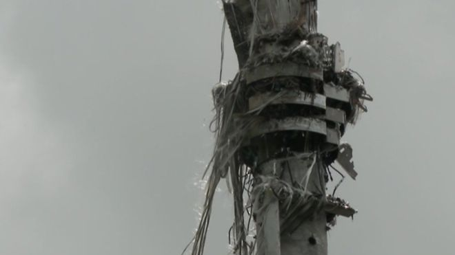 Bradford 5G phone mast set alight in suspected arson attack, Smombie Gate | 5G | EMF